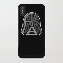 Love Your Father! iPhone Case