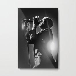 Michaele Stipe Metal Print