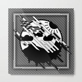 Fervers World Metal Print