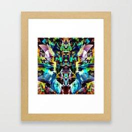 GG2 Framed Art Print