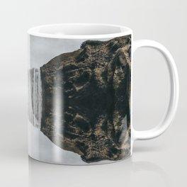 Floating Waterfall World Coffee Mug