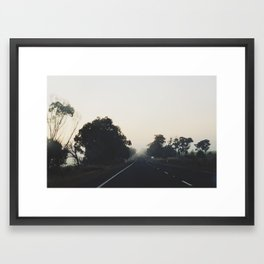 5am Framed Art Print