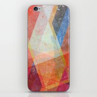 prism iPhone & iPod Skins featuring Prism by Zeke Tucker