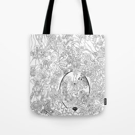 Other Worlds: The Kingdoms Tote Bag