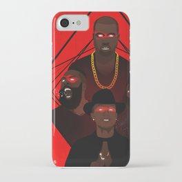 AdidasBoys - Ye, Pharrell, Harden, King Push iPhone Case
