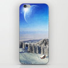 Between Worlds iPhone & iPod Skin
