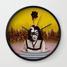 MUNSTER BATH Wall Clock