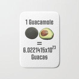 Guacamole Bath Mat