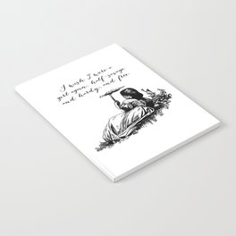 Wuthering Heights - Emily Bronte Notebook