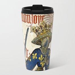 Golden Fleece King of France Travel Mug