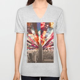 Superstar New York Unisex V-Neck