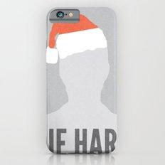 Die Hard Minimalist Poster iPhone 6s Slim Case