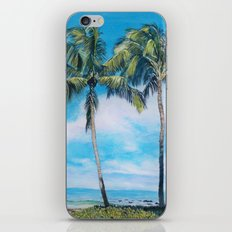 Oahu iPhone & iPod Skin