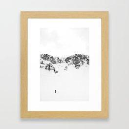 Alta Framed Art Print