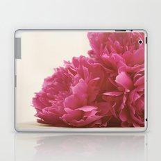 Pretty Pink Peonies Laptop & iPad Skin