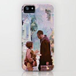 Léon & Mathilda iPhone Case