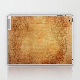 Antique Vintage Nostalgic Texture Laptop & iPad Skin