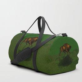 Bison Duffle Bag