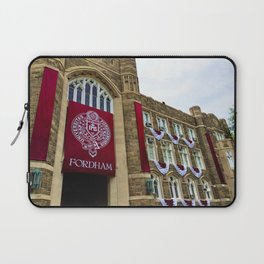 Keating Hall at Fordham University Commencement  Laptop Sleeve