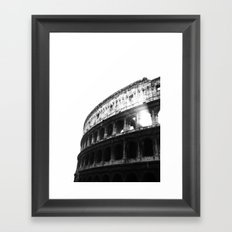Colosseo Framed Art Print