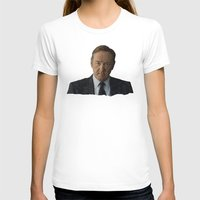 house of cards T-shirts featuring House Of Cards by BearClause