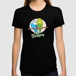 Funny Budgerigar Budgie Pet Bird Lover Nerdy Gift T-shirt