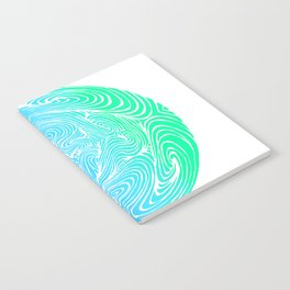 Swirls Notebook