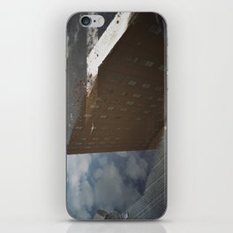 NYC PUDDLE iPhone Skin