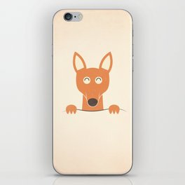 Pocket Kangaroo iPhone Skin