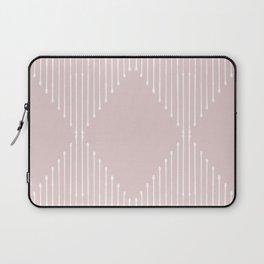 Geo (Linen Pink) Laptop Sleeve