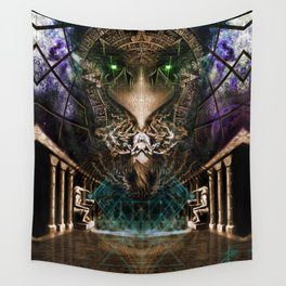 The Sacred Unknown Wall Tapestry