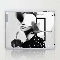 White Swan Laptop & iPad Skin