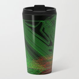 Green Slug Travel Mug