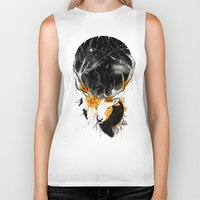 once upon a  time Biker Tanks featuring Once Upon a Time by nicebleed