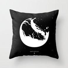 GANYMEDE Throw Pillow