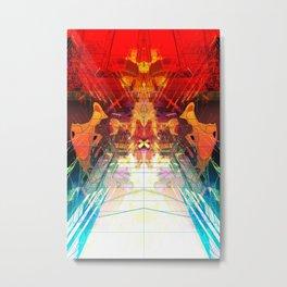 Dissent (Seeds of Revolution) Metal Print