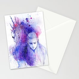 In Starlight Stationery Cards