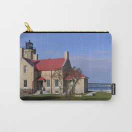 Mackinaw Lighthouse Carry-All Pouch