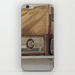 Radio Shack iPhone Skin