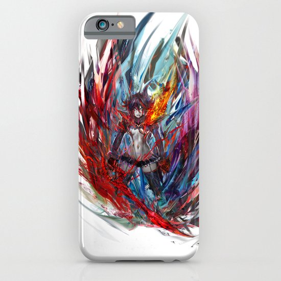 Ryuko Matoi iPhone & iPod Case