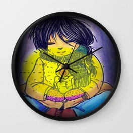 Light of Hope Wall Clock