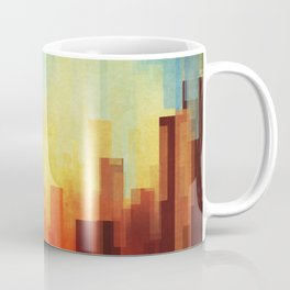Urban sunset Coffee Mug