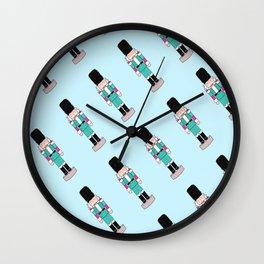 Nutcracker Sweet Wall Clock