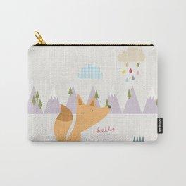 Alpine Adventure Fox Carry-All Pouch