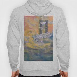 Twin Towers rebuilt in Heaven Hoody