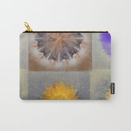 Sarcophagi Woof Flowers  ID:16165-112239-34720 Carry-All Pouch