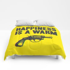 Happiness is a Warm Gun Comforters