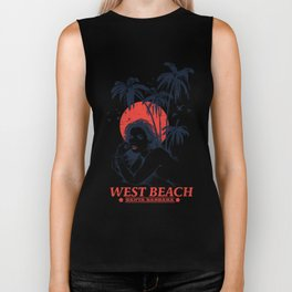 West Beach Biker Tank