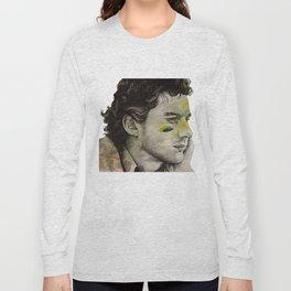 Rei Do Brasil: Tribute to Ayrton Senna da Silva Long Sleeve T-shirt