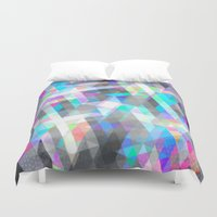 disco Duvet Covers featuring Disco Time by Truly Juel